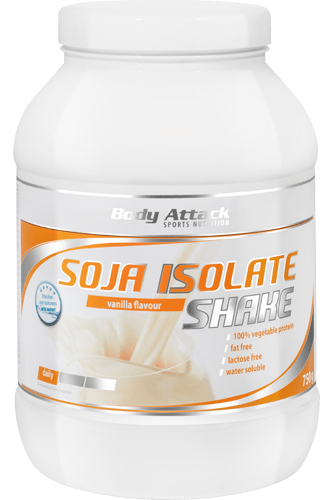 Soja Isolate Shake