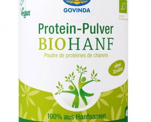 Govinda Hanfprotein