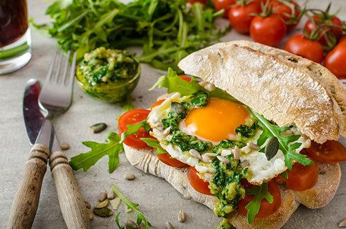 Gesunde Ernährung - Fett