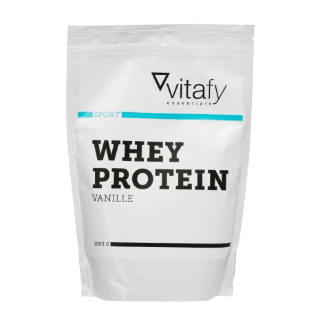 Vitafy Essentials Whey Protein