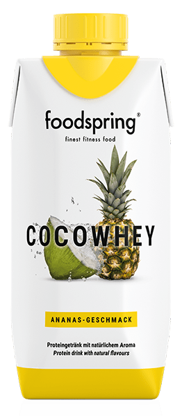 foodspring Coco Whey