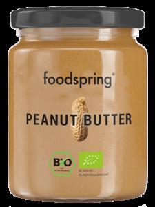 foodspring Erdnussbutter