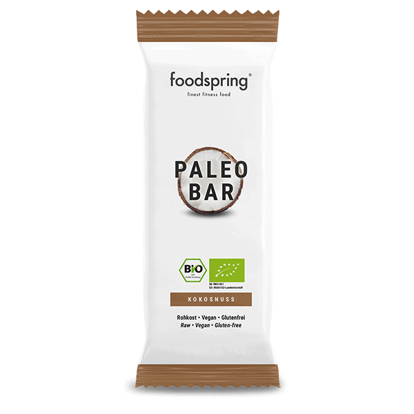 foodspring Paleo Bar