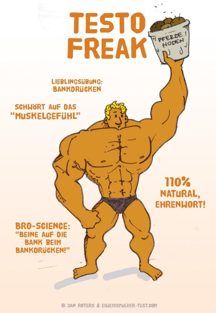 Testo Freak