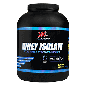 XXL Nutrition Whey Isolate