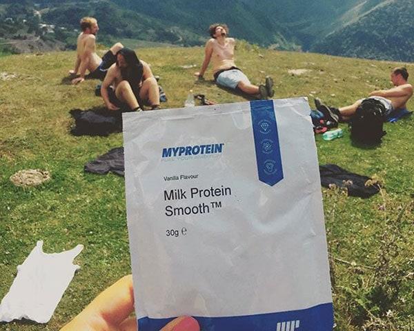 Erfahrungen mit Myprotein