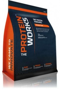 TWP Diet Protein Pancakes