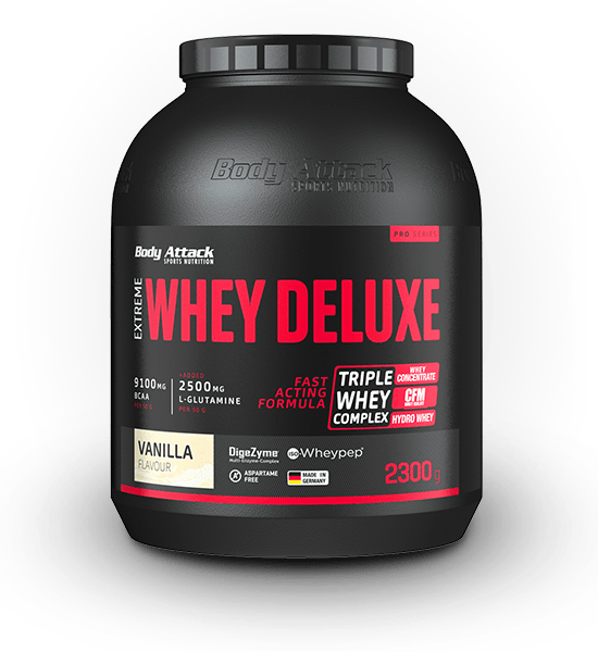 Body Attack Extreme Whey Deluxe