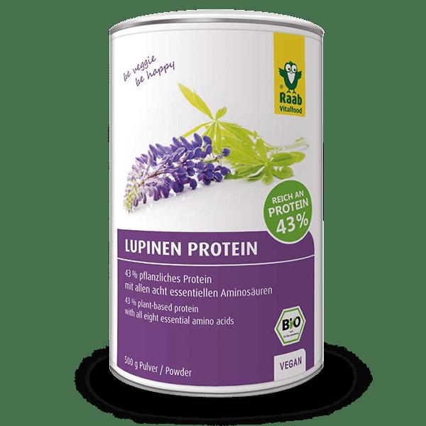 Raab Lupinen Protein