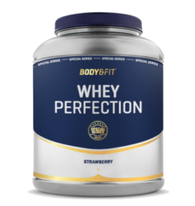Body and Fit Whey Perfection Special Series