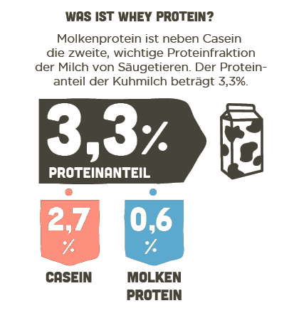 Was ist Whey Protein