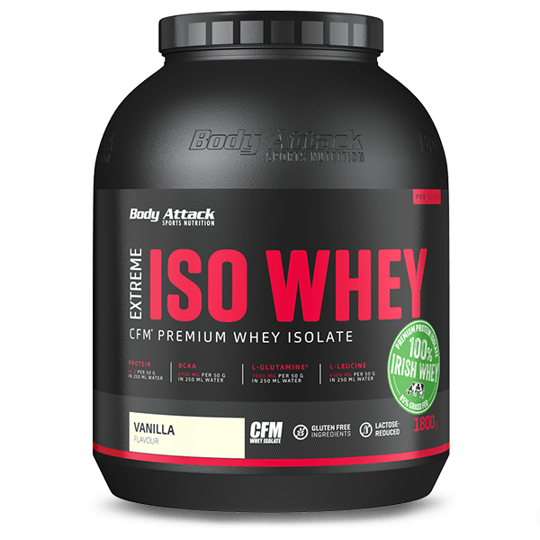 Body Attack Extreme Iso Whey