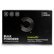 Bulk Powders Dominate