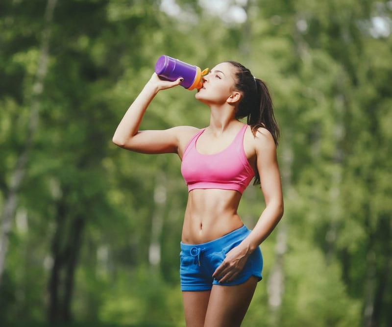 Über Diät Shakes