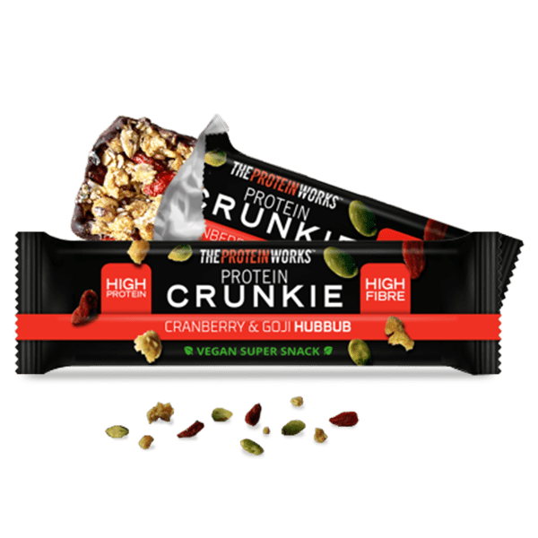 The Protein Works Protein Crunkies