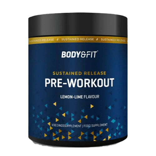 Body and Fit Sustained Release Pre-Workout
