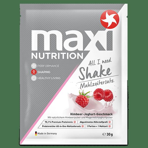 MaxiNutrition All I Need Shake