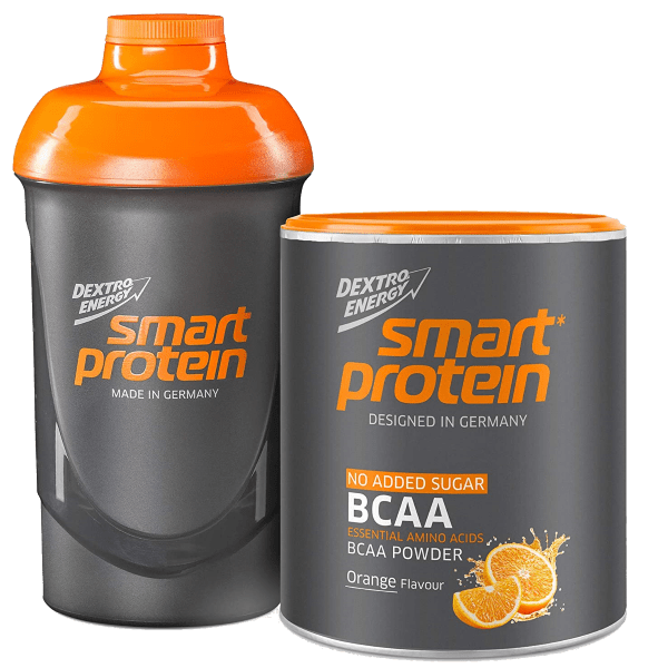 Dextro Energy Smart Protein BCAA