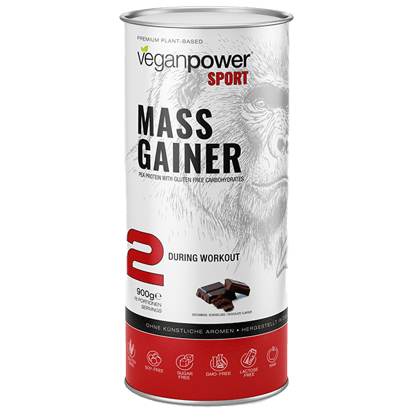 veganpower Mass Gainer