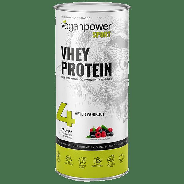 veganpower Vhey Protein