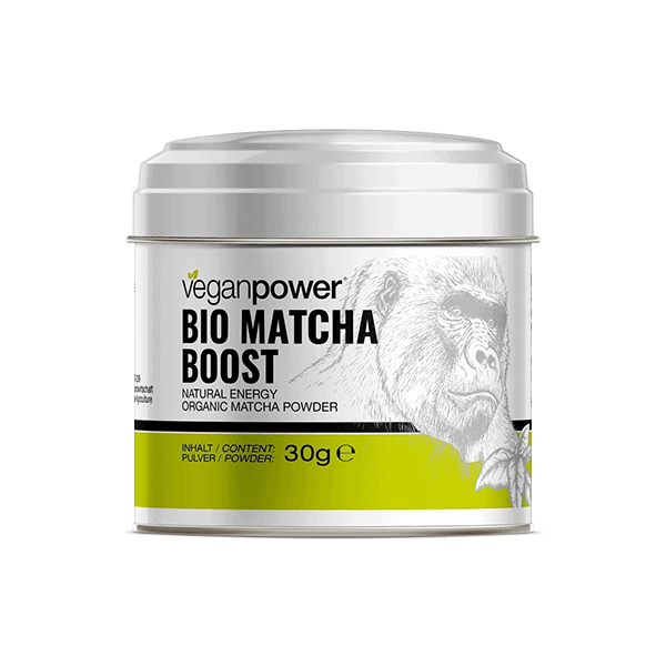 veganpower BIO Matcha Boost