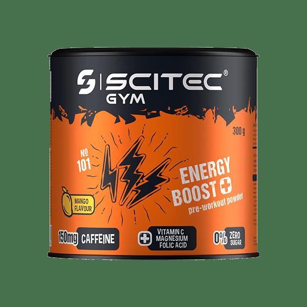 Scitec Gym Energy Boost+