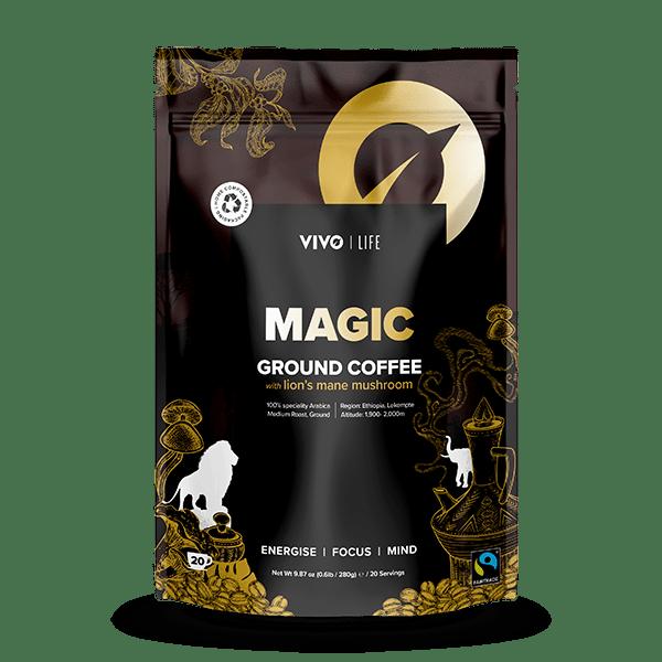 Vivo Life Magic Ground Coffee