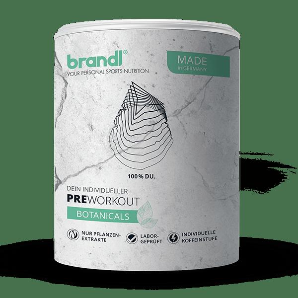 Brandl Nutrition PreWorkout Botanicals