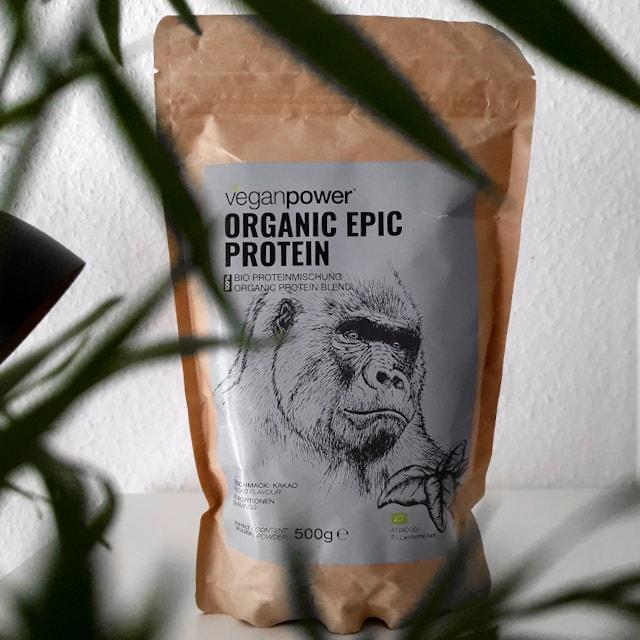 veganpower Organic Epic Protein