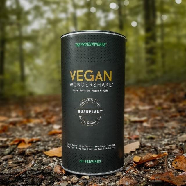 The Protein Works Vegan Wondershake