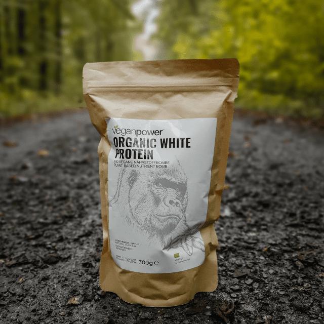 veganpower Organic White Protein
