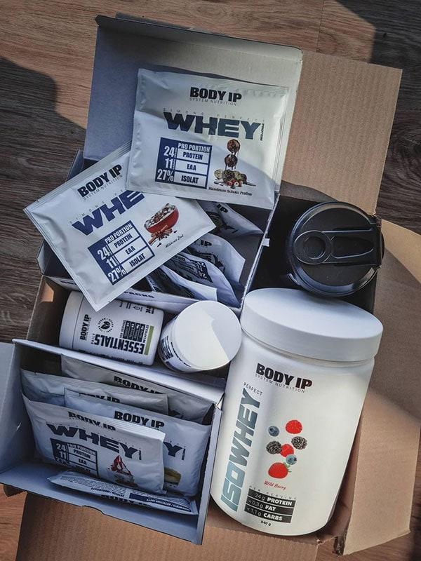 Body IP Paket