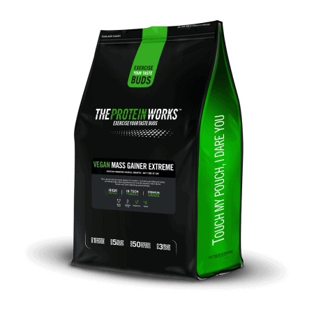 The Protein Works Vegan Mass Gainer Extreme