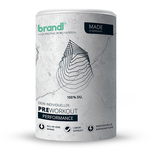 Brandl Nutrition PreWorkout Performance