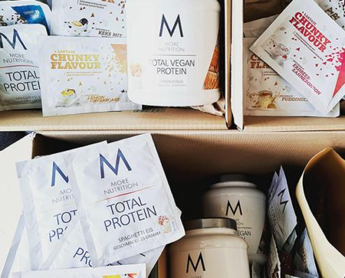 More Nutrition Pakete
