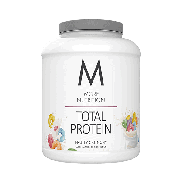 More Nutrition Total Protein Fruity Crunchy